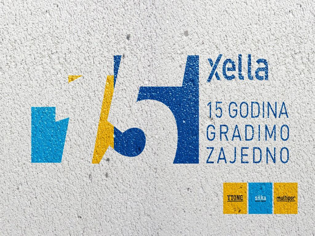 Brend koji traje - 15 godina poslovanja kompanije Xella u Srbiji