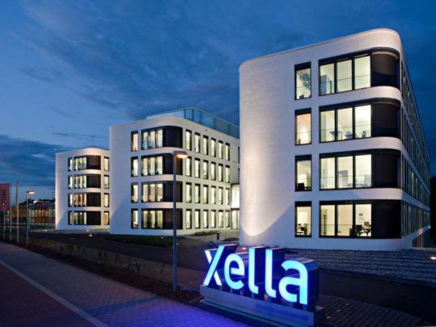 Xella central in Duisburg