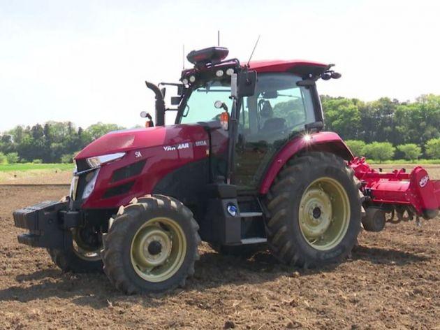 Ažurirana serija Yanmar robotskih traktora stigla na japansko tržište (FOTO)