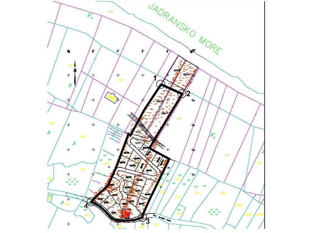 Rok za izradu arhitektonsko-urbanističkog rešenja za turistički kompleks na Luštici u Herceg Novom produžen do 21. januara 2021.