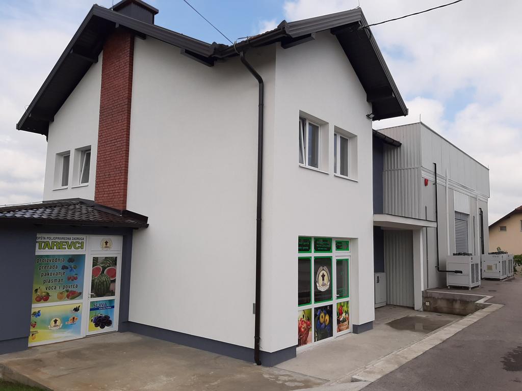 Modrička OPZ Tarevci razvija plasteničku proizvodnju i želi brendirati proizvode od šljiva - U agro-biznis centar uloženo 1,1 mil KM