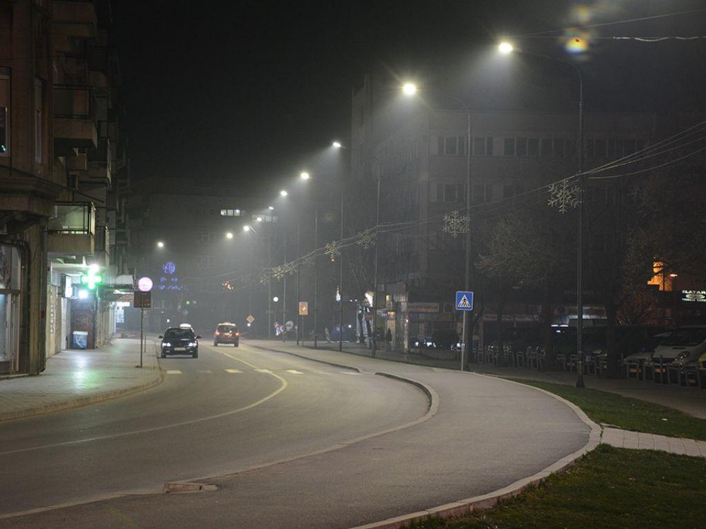 Grad Zaječar štedi oko 1,1 mil EUR kroz projekat rekonstrukcije javne rasvete putem javno-privatnog partnerstva