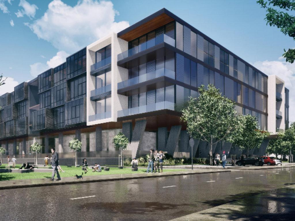 Nova zgrada za tri fakulteta na Novom Beogradu trebalo bi da bude završena za dve godine (FOTO, VIDEO)