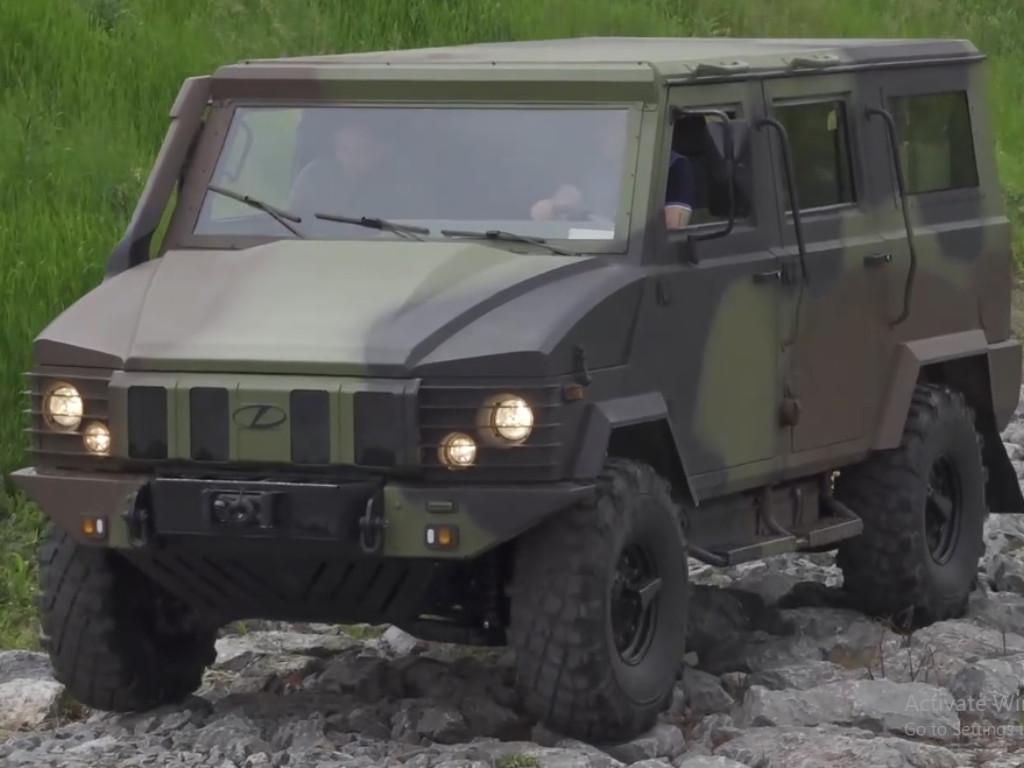 Kompanija Zastava TERVO počinje serijsku proizvodnju terenskog vozila Zastava NTV i nultu seriju MRAP 6X6 - U planu i dodatno zapošljavanje
