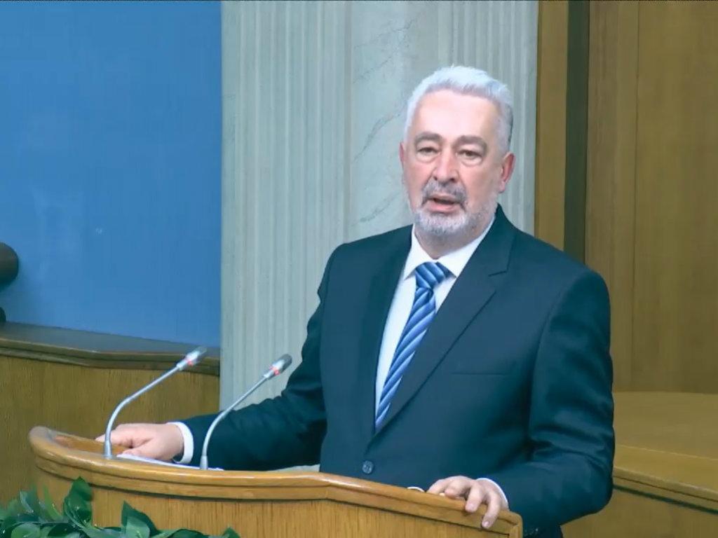 KRIVOKAPIĆ: Fokus nove vlade na razvojnoj ekonomskoj politici