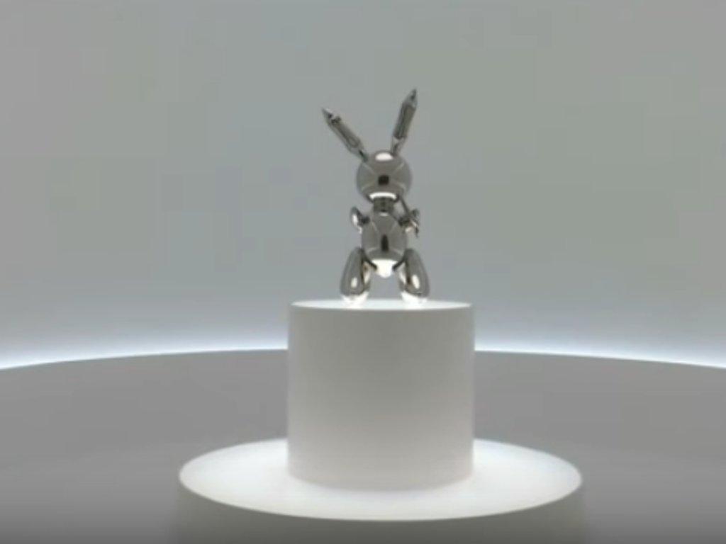 Za skulpturu živog umjetnika rekordnih 90 mil USD