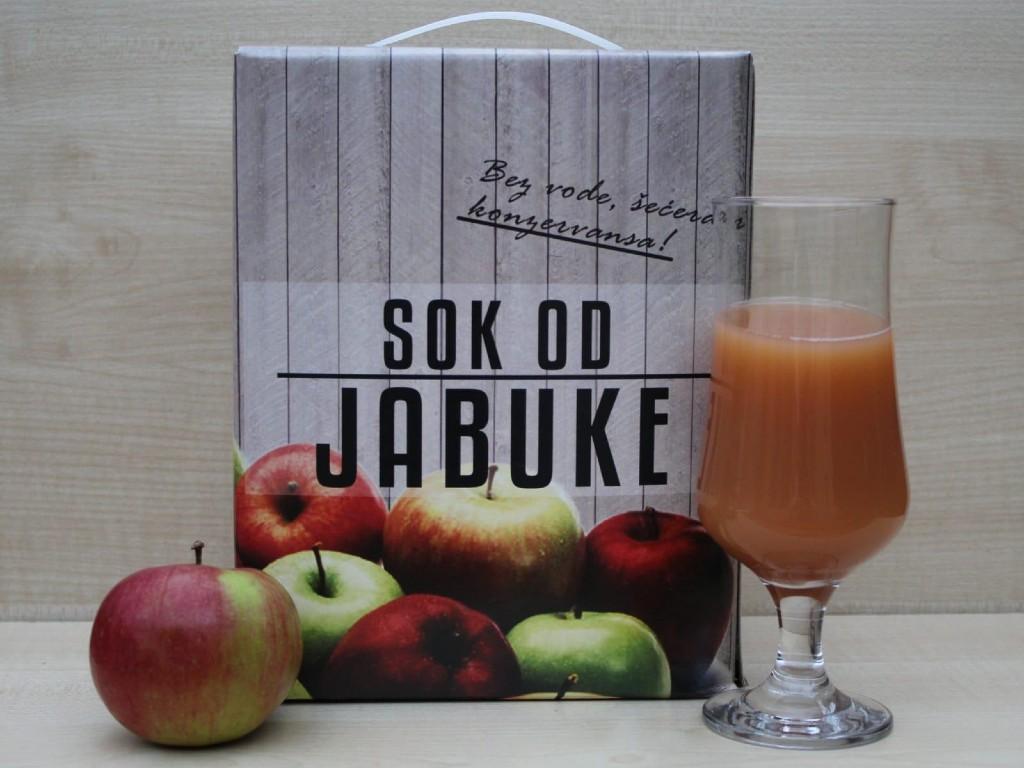 """100% ceđeni sok jabuke porodica Zekić pakuje u """"bag in box"""" ambalažu - Koje su prednosti? (FOTO)"""