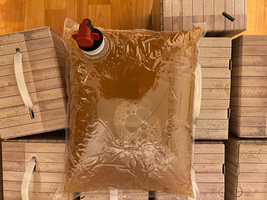 Kesa koja se nalazi unutar kutije