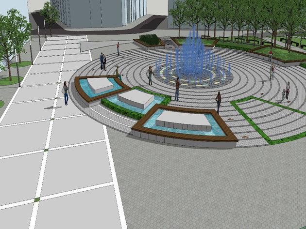 Posle rekonstrukcije Gradskog trga i fontane sledi popločavanje Korzoa u Subotici i rekonstrukcija ulica