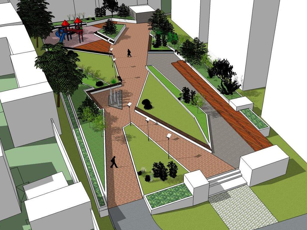 Zelena oaza u centru Banjaluke - Na nekadašnjem atomskom skloništu planirana izgradnja rejonskog parka