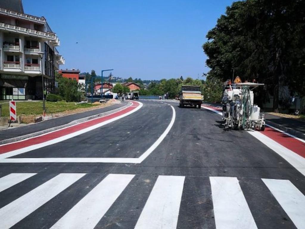 Nakon uspješnog testiranja opterećenja u petak otvaranje novog Zelenog mosta u Banjaluci - Najavljena gradnja još 4 mosta