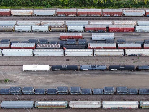 Brzi vozovi i efikasno planiranje ruta mogli bi da učine železnički transport ekološkim