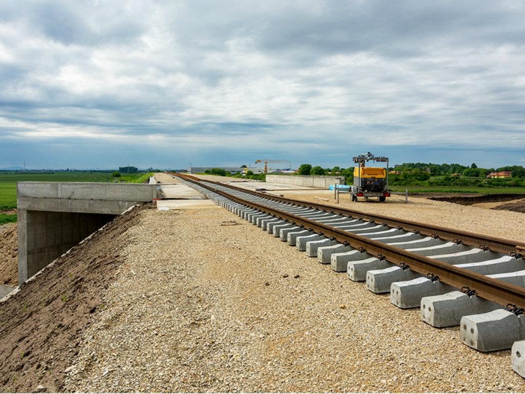 Završeno denivelisano ukrštanje na pruzi Beograd-Budimpešta kod Inđije