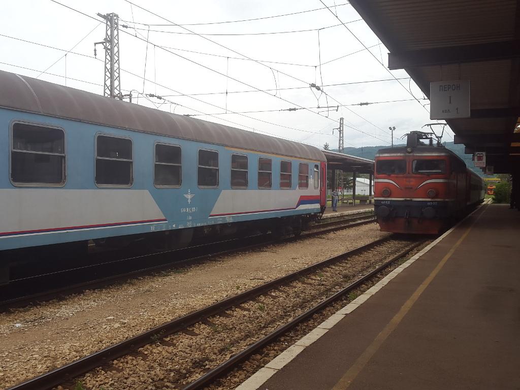 Vlada RS namerava da do 2025. uloži oko 400 mil EUR u razvoj železnice