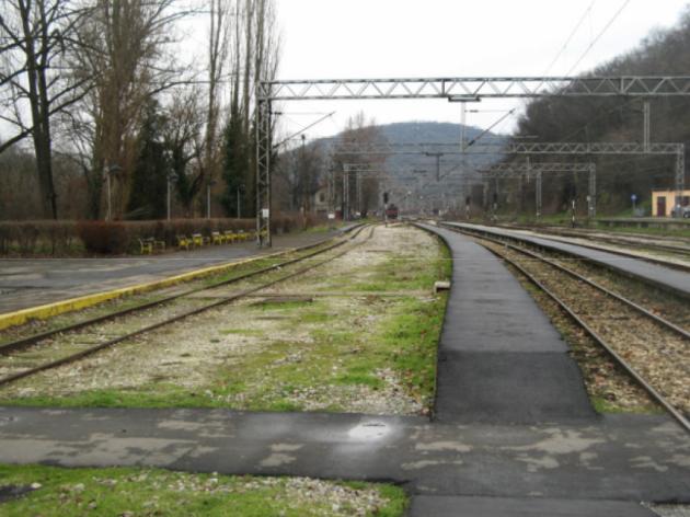 Železnička stanica Topčider