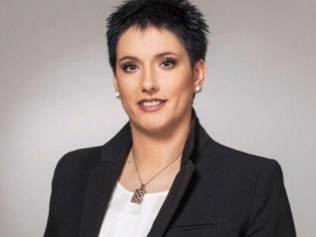 Željka Ćirić Jakovljević, dobitnica Mark Awards priznanja u kategoriji PR/Corporate Communications Manager of the Year - Dugogodišnji rukovodilac u oblasti korporativnih komunikacija u bankarskom sektoru Srbije
