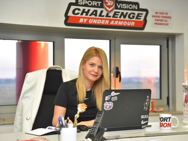 Željka Jakovljević, regionalni marketing menadžer kompanije Sport Vision - Uspjeh dolazi kad volimo ono što radimo