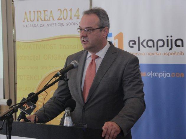 """SERTIĆ: Privatisierung von """"Galenika"""" durch strategische Partnerschaft, Ausschreibugn am wahrscheinlichsten im Februar 2016"""