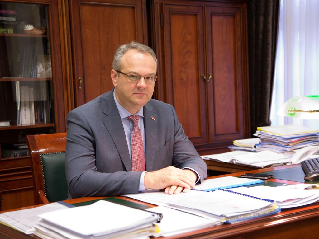 Željko Sertić, vršilac dužnosti direktora Razvojne agencije Srbije - Sinergija domaćih i stranih kompanija vodi do ozdravljenja privrede