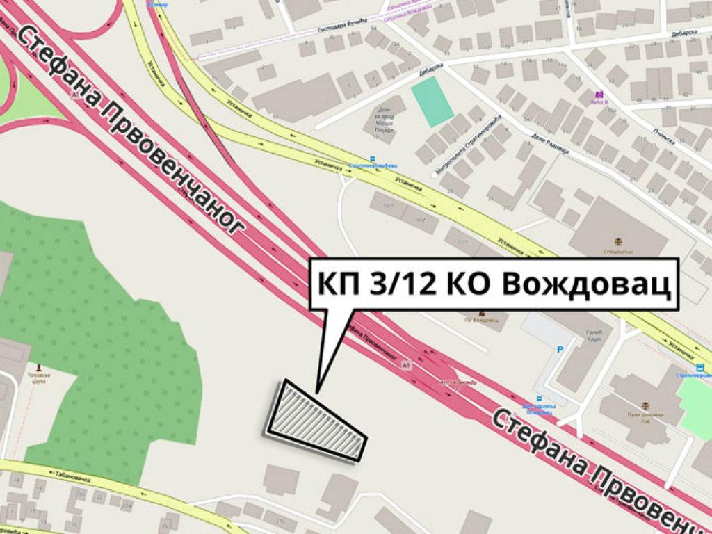 Grad Beograd prodaje zemljište u kompleksu poslovno-trgovačkog centra Autokomanda 2