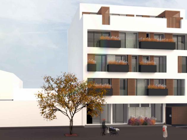 Prima Invest Solution gradiće stambeno-poslovni objekat u Zemunu (FOTO)