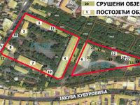 Stambeno-poslovni objekti gradiće se u Zemunu, na mestu nekadašnje kasarne - Javni uvid od 13. do 20. septembra