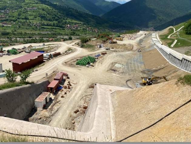 Do novembra završetak zaobilaznice oko Zenice - Gradnja još 20 km na sjevernom dijelu se ubrzano odvija (FOTO)