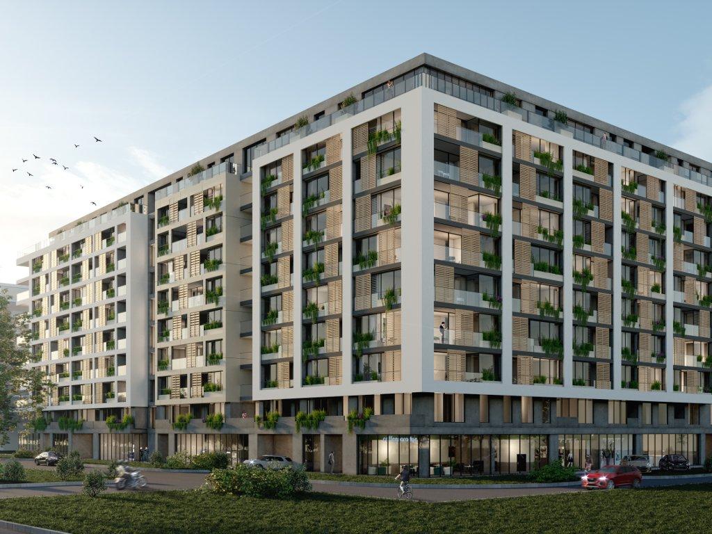 ZepTerra - stambeni kompleks savremene arhitekture i raskošnih zelenih površina