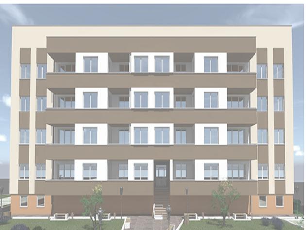 Zgrada sa 32 stana i podzemnom garažom gradiće se u Leskovcu
