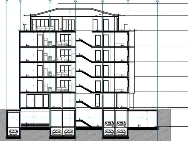 U Ulici Bratstva jedinstva u Požarevcu u planu zgrada sa 30 stanova i dva poslovna prostora