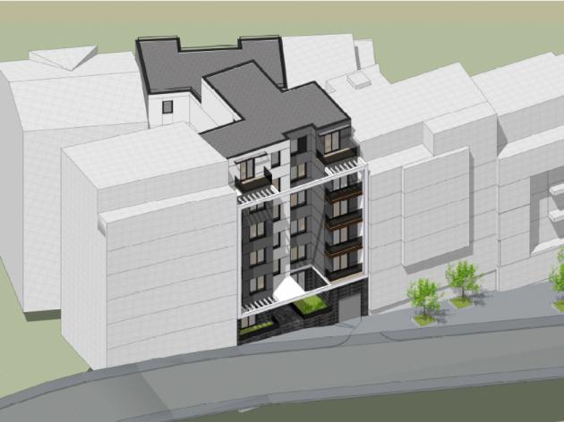 Kompanija MD Invest na Zvezdari gradi novu stambenu zgradu