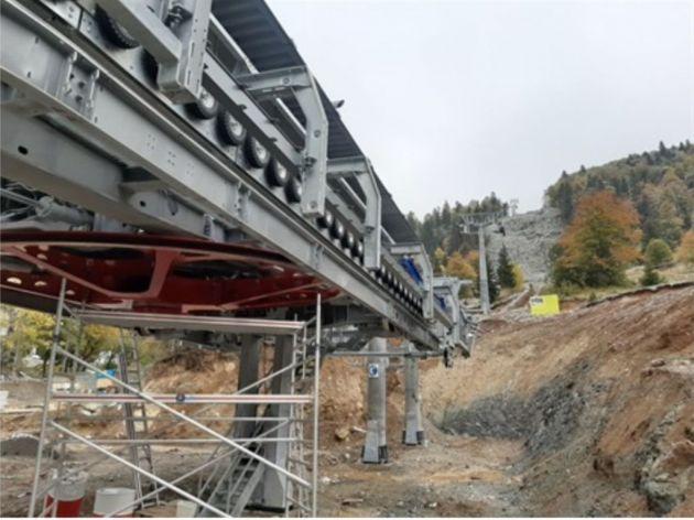 Žičara K7 spojiće kolašinske ski centre do početka zimske sezone - U toku i gradnja oko 9 km novih skijaških staza