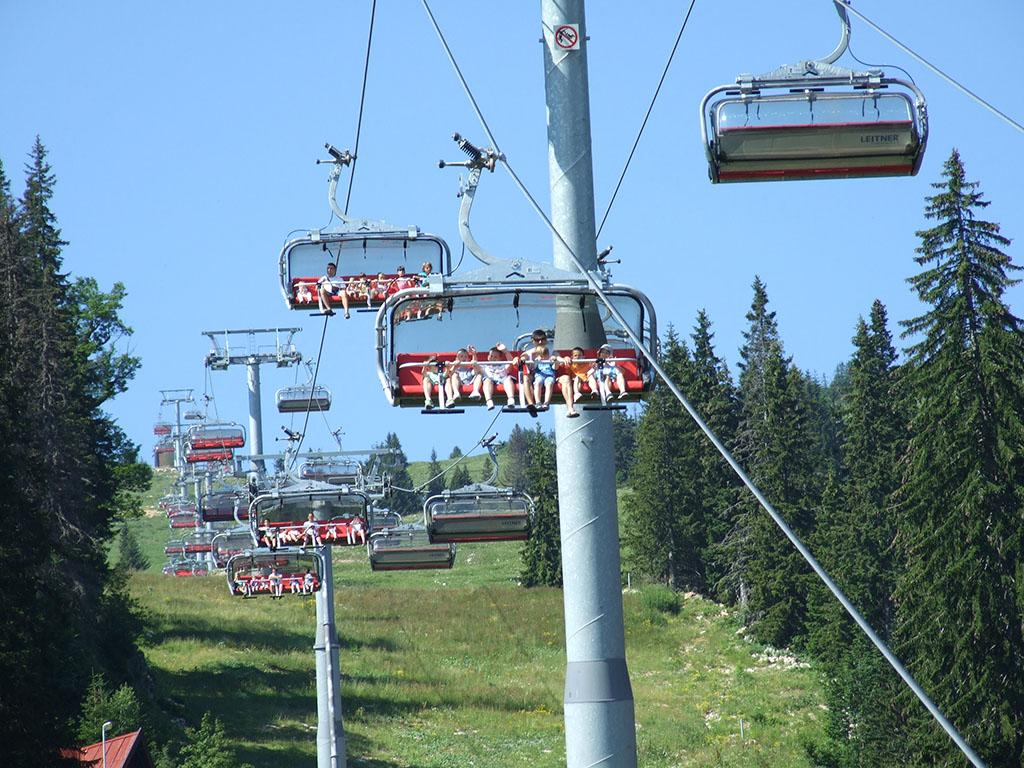 Manje saobraćajne gužve na Jahorini - Počeli radovi na dionici Osmice-Bistrica vrijedni 2,2 mil KM