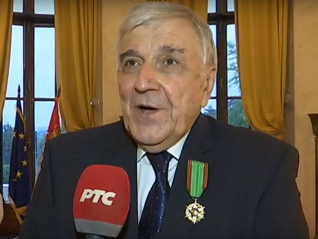 Živanko Radovančev dobio francuski orden za zasluge u oblasti poljoprivrede