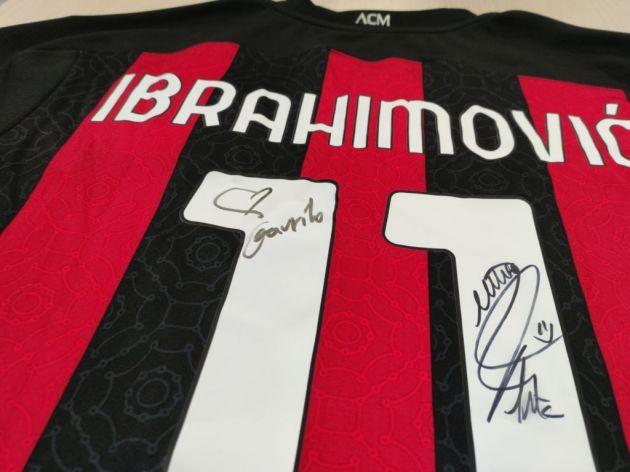 Još jedna svetska zvezda poslala dres - Ibrahimović za Gavrilovu pobedu!