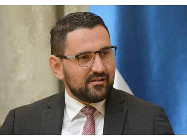 Zlatan Klokić, ministar za evropske integracije i međunarodnu saradnju RS - Dijaspora je ogroman potencijal koji nije dovoljno korišćen