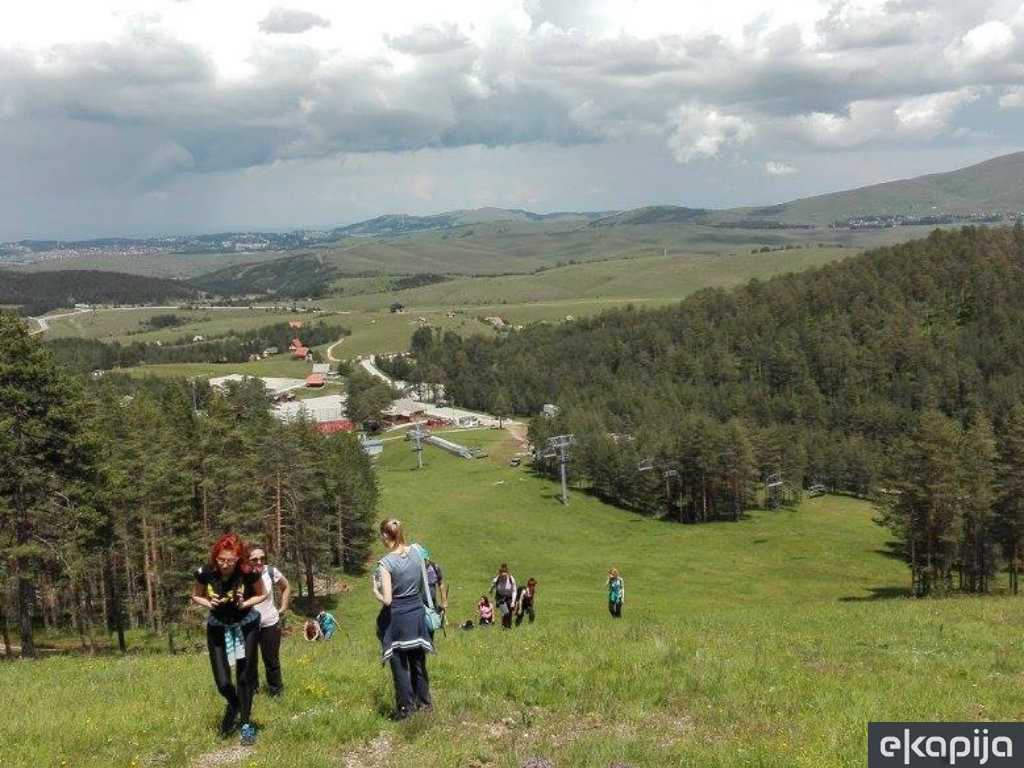 3S-Rennen auf Tornik am 17. August