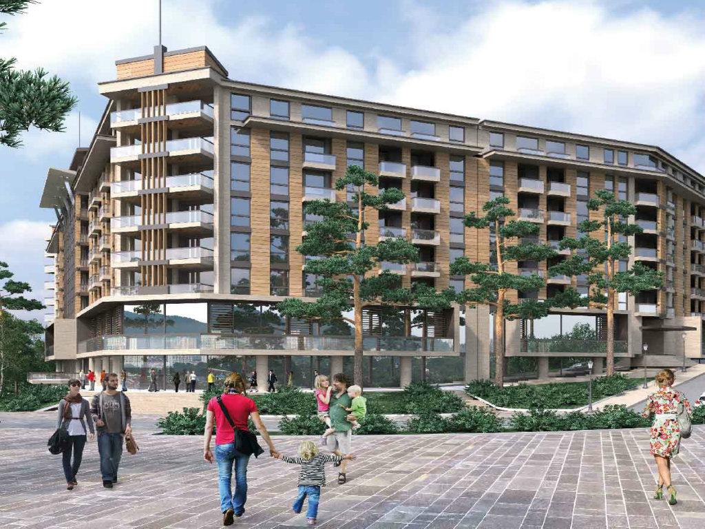 Construction of tourist complex Zlatiborski Biser starts – New 5-star hotel to open in late 2020