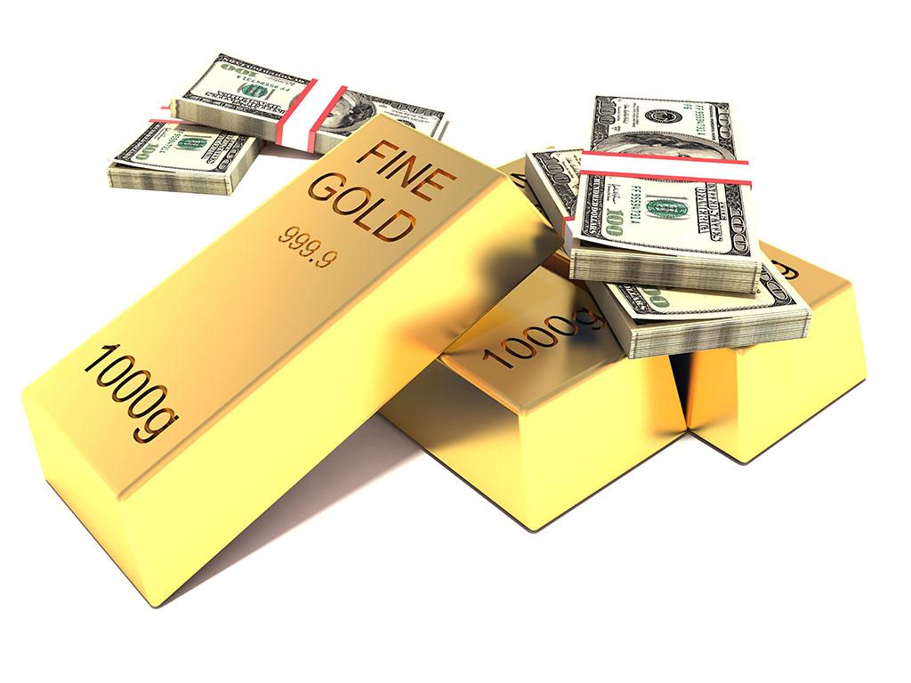 Cijena zlata na sedmogodišnjem maksimumu