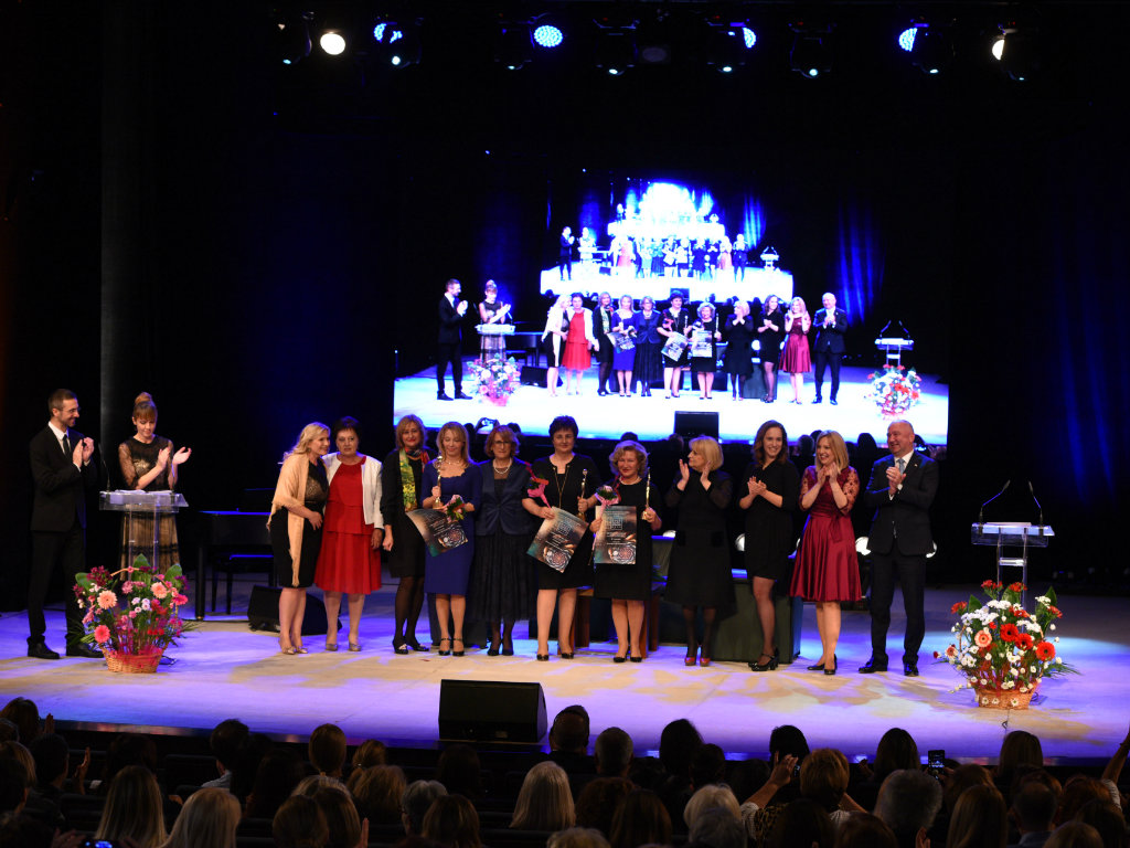 Izabrana žena zmaj nad zmajevima - Udruženje poslovnih žena dodelilo nagrade