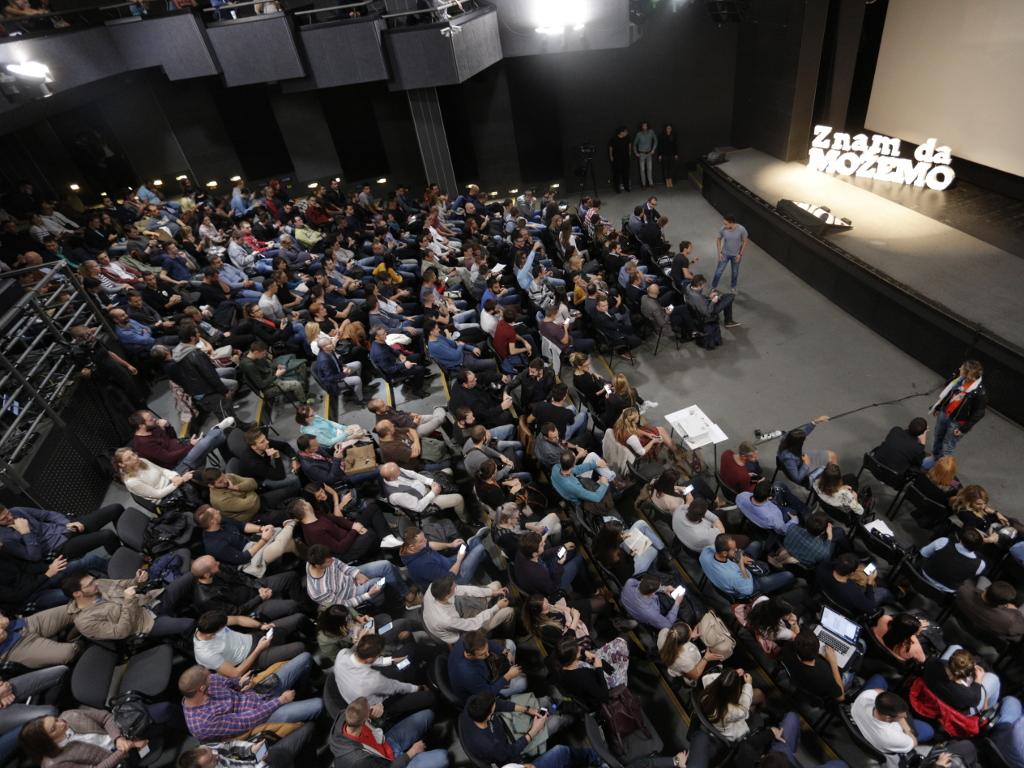 Startit otvara centre u Kragujevcu i Šapcu - Održan treći Znam da možemo događaj