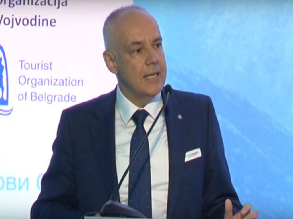 Zoran Radojičić, gradonačelnik Beograda - Biografija