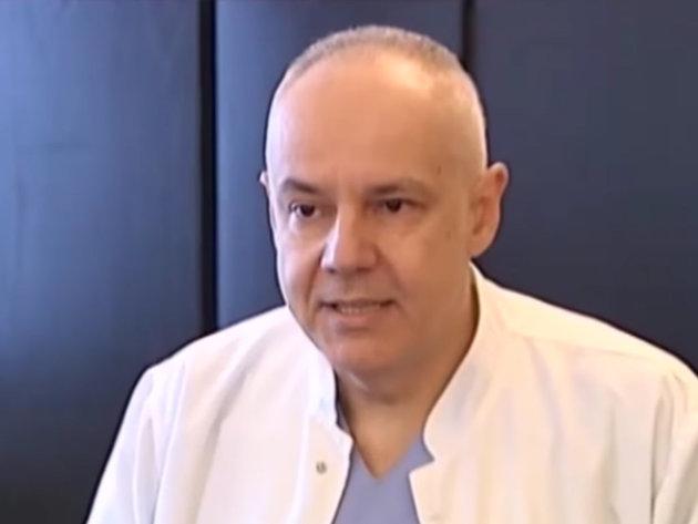 Zoran Radojičić, direktor Univerzitetske dečije klinike u Tiršovoj - Hirurg svetskog ugleda omiljen među decom