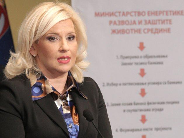 MIHAJLOVIĆ: Einige Unternehmen sollten liquidiert werden