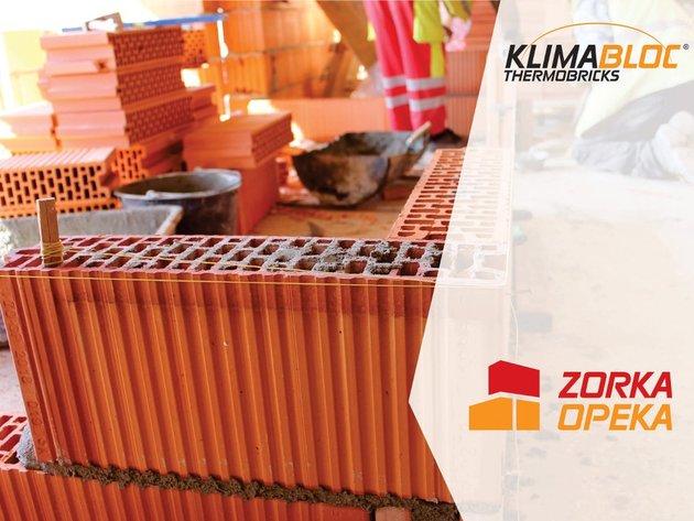 Pametna gradnja po evropskim standardima - KLIMABLOC sistem garantuje kvalitet i stabilnost