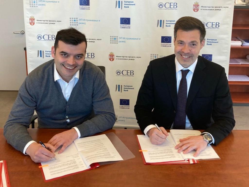 Potpisan ugovor za izgradnju 25 stanova u Zrenjaninu
