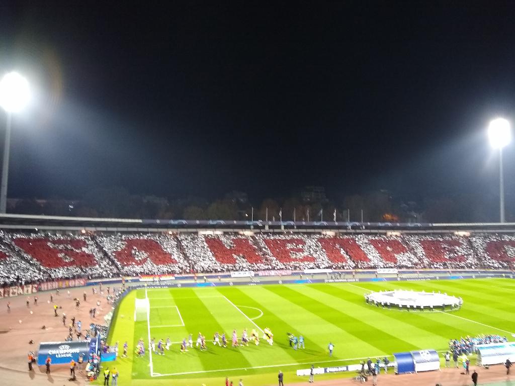 Fudbaleri Crvene zvezde oporavljaće se u savremenom mediko bloku, koji se gradi na stadionu Rajko Mitić