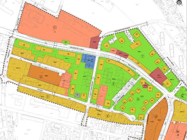 Plan detaljne regulacije za deo Zvezdare predviđa prostor za novih gotovo 3.000 stanovnika